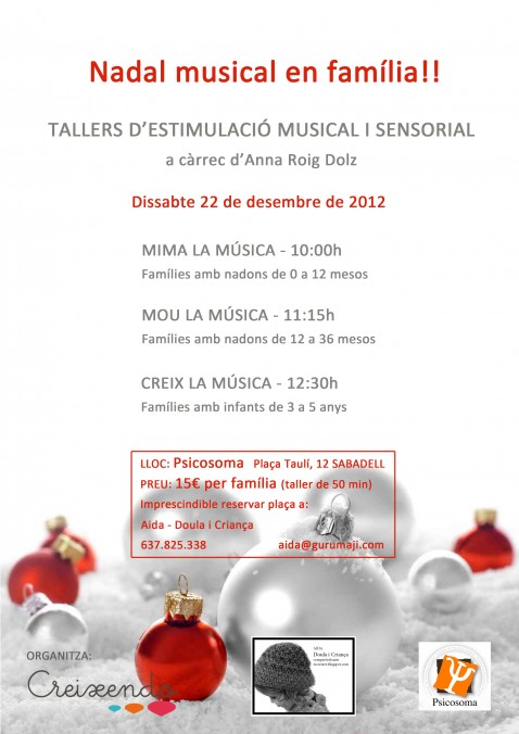 cartell tallers sabadell des_2012