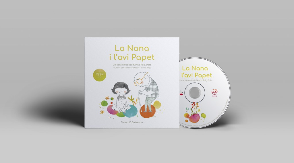 La Nana i l'avi Papet_mockup 4_llibrecd